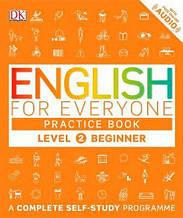 English for Everyone Level 2 Pactice Book / Практическая тетрадь