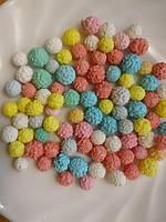 Сахарные шарики МИМОЗА разноцветные 40г (Италия)