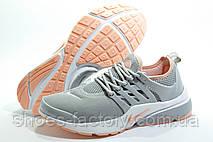Женские кроссовки в стиле Nike Air Presto, Gray\Pink, фото 3