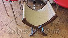 Подставки под сумки фигурная коричневая Таволга