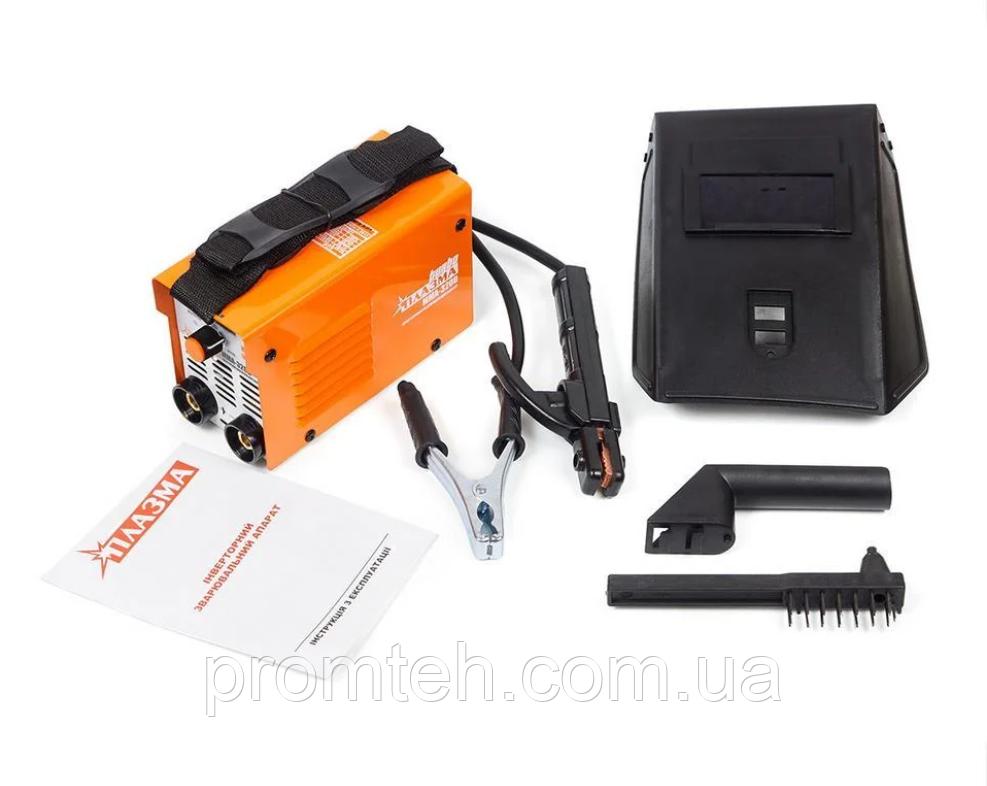 Сварочный инвертор Плазма Turbo ММА-320D (LCD-дисплей) Кейс