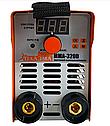 Сварочный инвертор Плазма Turbo ММА-320D (LCD-дисплей) Кейс, фото 6