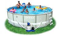 Бассейн каркасный Intex 54924/28324 Ultra Frame Pool  488х122см