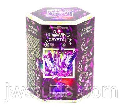 Набор для проведения опытов вырасти кристаллы Growing crystal Danko toys