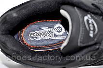 Мужские кроссовки Bona Marathon 2020, Нубук, фото 2