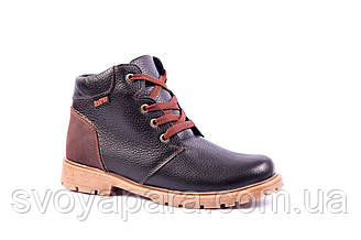 Підліткові шкіряні черевики Braxton