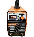 Сварочный инвертор Плазма Turbo ММА-340 (LCD-дисплей), фото 6