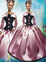 Одежда для кукол Барби (бальное платье), фото 1