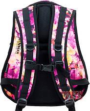 Рюкзак школьный и городской подросток для девочки Winner One Цветы 248, фото 2
