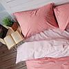 Комплект постельного белья Вдохновение Евро Для Евро-подушки (PF043)