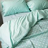 Комплект постельного белья Вдохновение Семейный Для Евро-подушки (PF016), фото 2