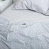 Комплект постельного белья Вдохновение Семейный Для Евро-подушки (PF028), фото 2