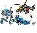 """Конструктор """"Битва в гавани"""" Brick 2720, 724 деталей, фото 2"""