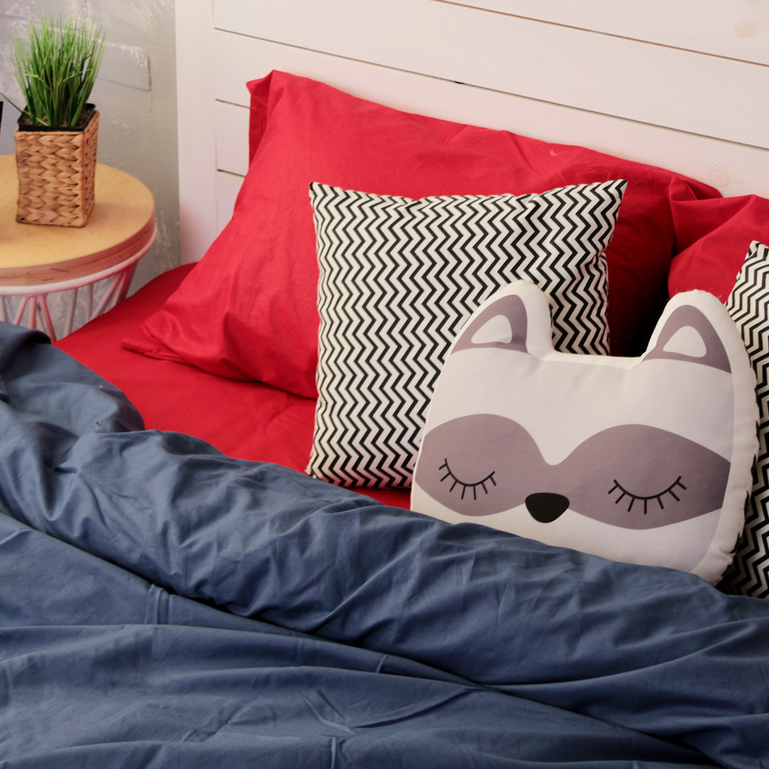 Комплект постельного белья Вдохновение 2-спальный Для Евро-подушки (PF030)