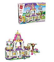 """Конструктор """"Замок принцессы"""" Brick 2611, 628 деталей, фото 1"""