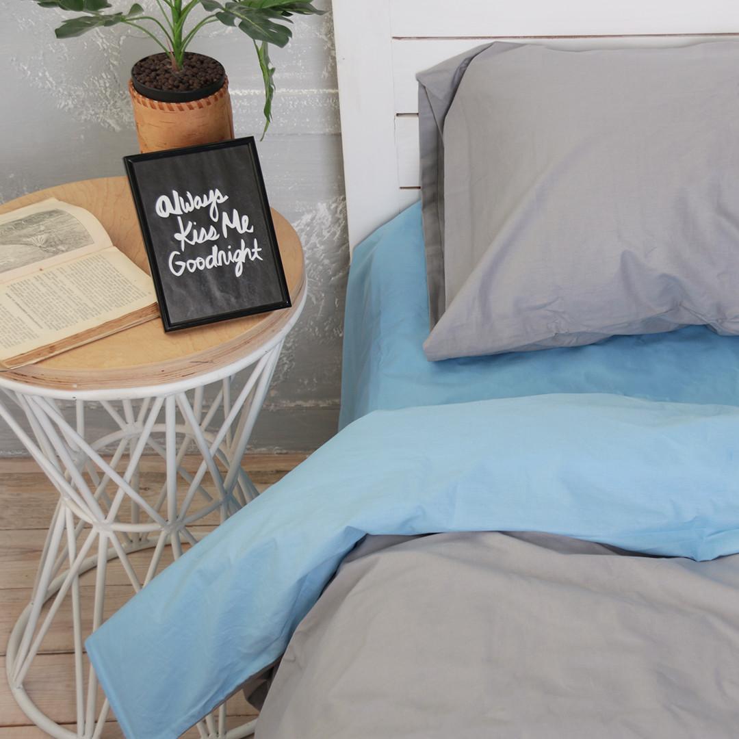 Комплект постельного белья Вдохновение 2-спальный Для Стандартной подушки (PF038)