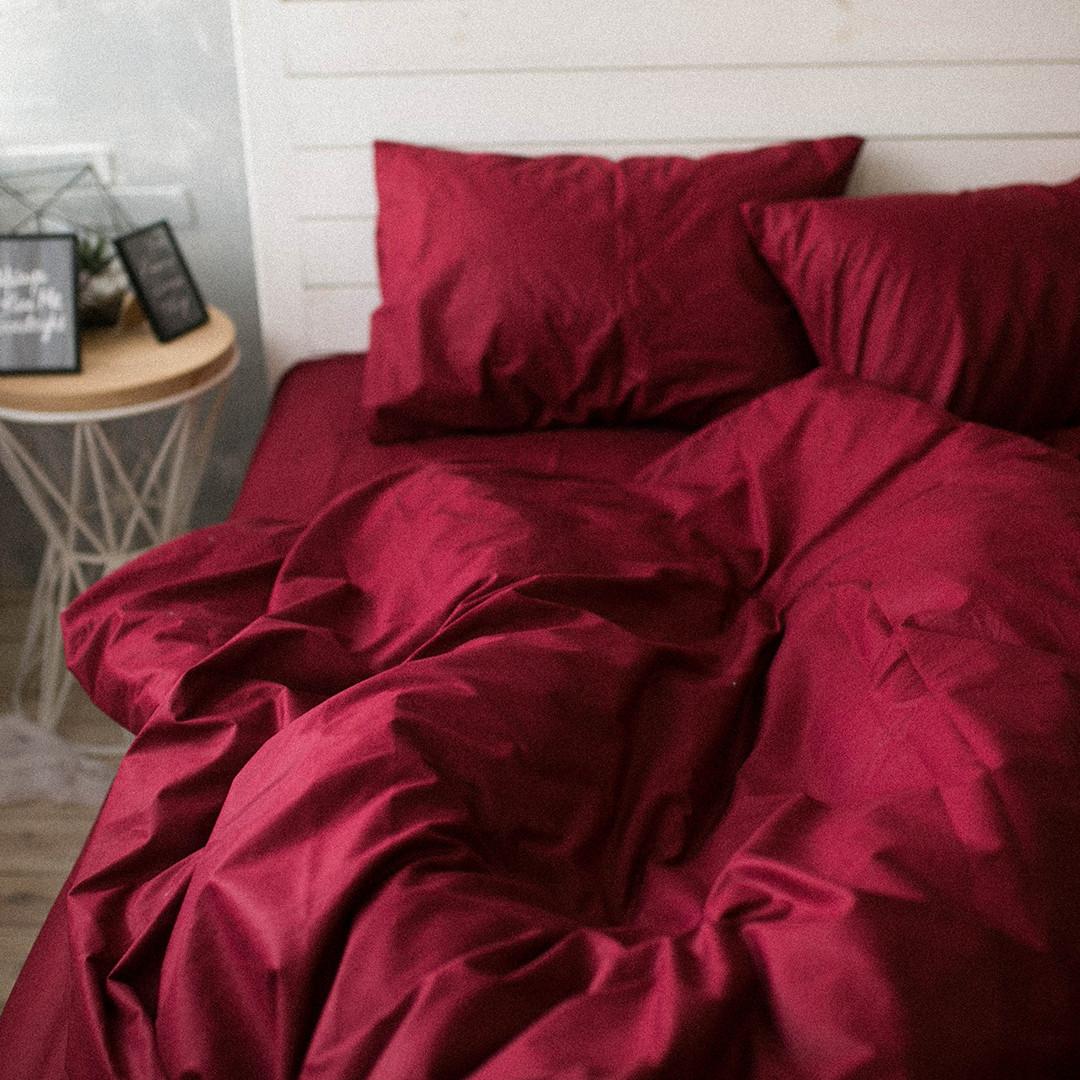 Комплект постельного белья Вдохновение 1.5-спальный Для Евро-подушки (PF002)