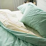 Комплект постільної білизни Натхнення 1.5-спальний Для Євро-подушки (PF019), фото 2
