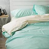 Комплект постільної білизни Натхнення 1.5-спальний Для Євро-подушки (PF019), фото 3