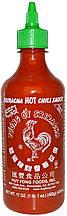 Шрірача гострий соус чилі (Sriracha Sauce) 435 ml (USA