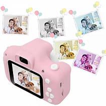 """Детский фотоаппарат """"X200 children camera"""" PR3, фото 3"""