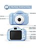 """Детский фотоаппарат """"X200 children camera"""" PR3, фото 5"""