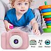 """Детский фотоаппарат """"X200 children camera"""" PR3, фото 6"""
