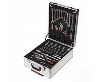 Набор инструментов 186 предметов в чемодане на колесах PR5, фото 3