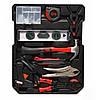 Набор инструментов 186 предметов в чемодане на колесах PR5, фото 2