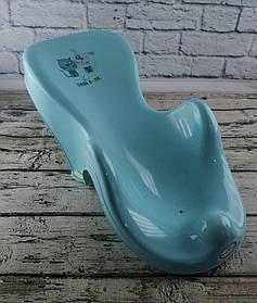 Горка для купания на присосках Кот и пёс РК-003 Tega Baby Польша