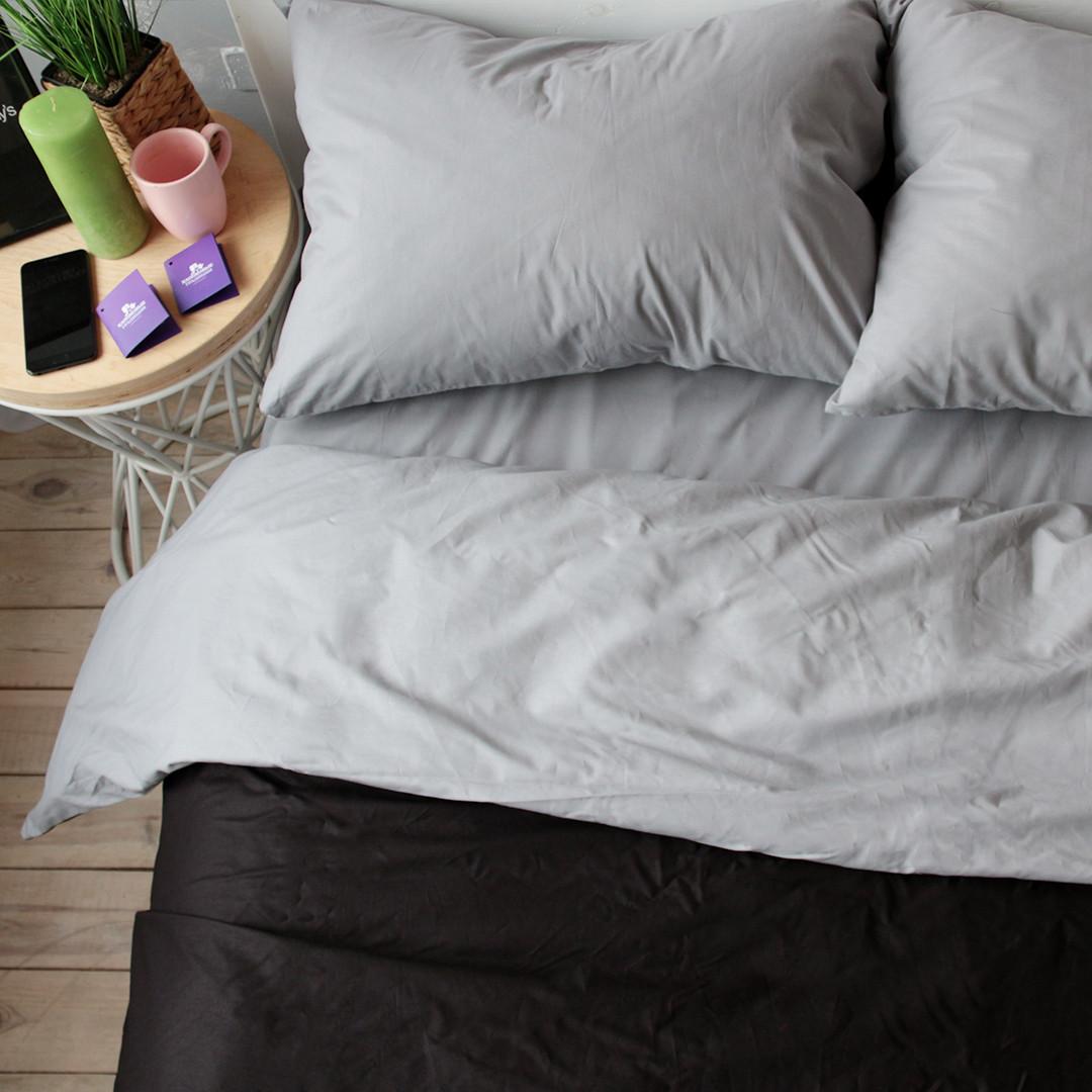 Комплект постільної білизни Натхнення 1.5-спальний Для Євро-подушки (PF046)