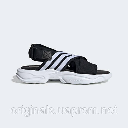 Женские сандалии Adidas Magmur W EF5863 2020, фото 2