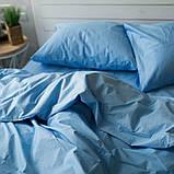 Комплект постельного белья Вдохновение Евро с Простыней на Резинке для Евро-подушки (PF004), фото 2