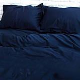 Комплект постельного белья Евро Сатин Люкс (SE001) стандартная подушка, фото 2