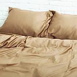Семейный комплект постельного белья Сатин Люкс (SE003) стандартная подушка, фото 3