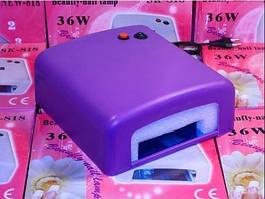 Ультрафиолетовая лампа для профессионального маникюра