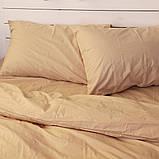 Комплект постільної білизни Натхнення Євро з Простирадлом на Резинці для Євро-подушки (PF034), фото 2