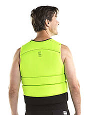 Страховочный жилет Jobe Unify Vest Men Lime Green, фото 3