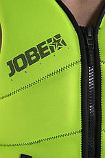 Страховочный жилет Jobe Unify Vest Men Lime Green, фото 2