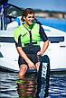 Страховочный жилет Jobe Unify Vest Men Lime Green, фото 4