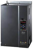 Преобразователь частоты Delta Electronics, 45 кВт, 460В,3ф.,векторный, c ПЛК и прямым упр. моментом,VFD450C43S