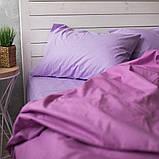 Комплект постільної білизни Натхнення Євро з Простирадлом на Резинці для Стандартної подушки (PF003), фото 2