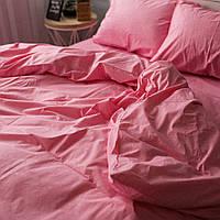 Комплект постельного белья Вдохновение Семейный с Простыней на Резинке для Стандартной подушки (PF007), фото 1