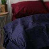 Комплект постельного белья Вдохновение Семейный с Простыней на Резинке для Стандартной подушки (PF011), фото 3