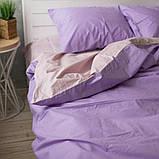 Комплект постільної білизни Натхнення Сімейний з Простирадлом на Резинці для Стандартної подушки (PF020), фото 3