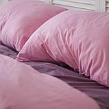 Комплект постельного белья Вдохновение Семейный с Простыней на Резинке для Стандартной подушки (PF026), фото 2