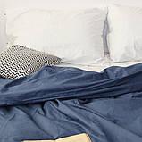 Комплект постельного белья Вдохновение Семейный с Простыней на Резинке для Евро-подушки (PF032), фото 2