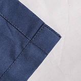 Комплект постельного белья Вдохновение Семейный с Простыней на Резинке для Евро-подушки (PF032), фото 3