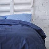 Комплект постельного белья Вдохновение Семейный с Простыней на Резинке для Евро-подушки (PF049), фото 3