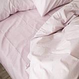 Комплект постельного белья Вдохновение 2-спальный с Простыней на Резинке для Евро-подушки (PF006), фото 2